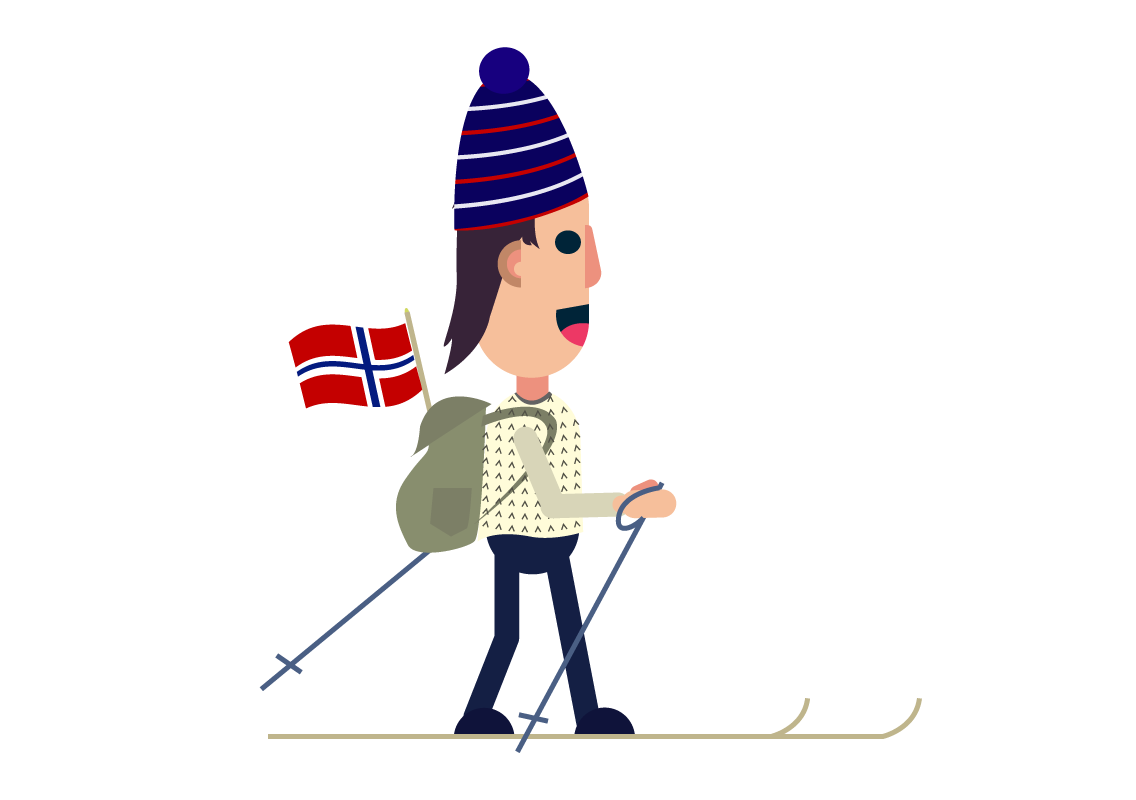 Norway - Here we come!